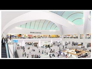 Grand Central will bring even more shoppers to Birmingham